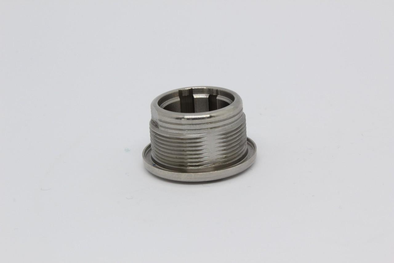 connettori con codifiche di inserimento interne brocciate