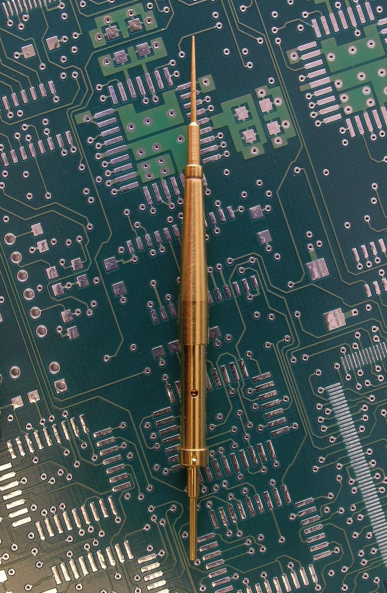 probe per il controllo dei circuiti stampati