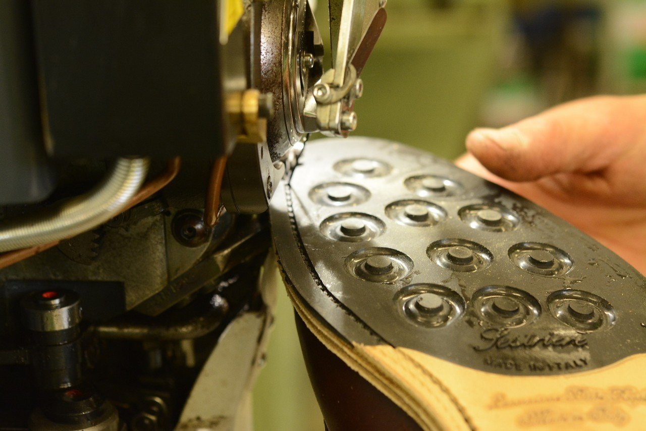 Shoes industry